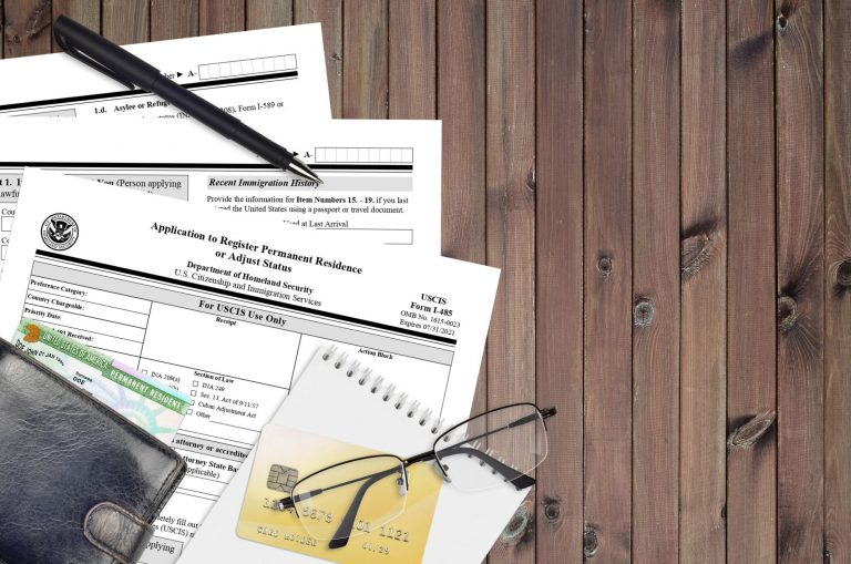 Form I-944, Declaration of Self-Sufficiency