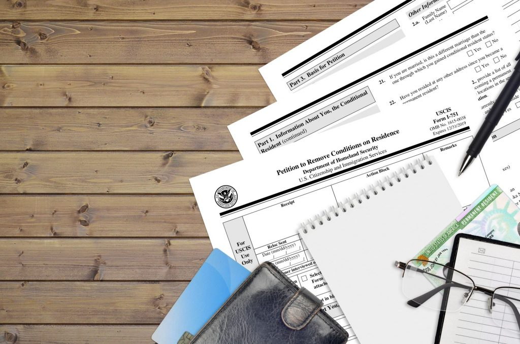 Form I-751 – How to Remove Conditions on Your Green Card