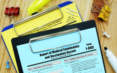 I-693 Form – Immigration Medical Exam – Complete Guide [2020]