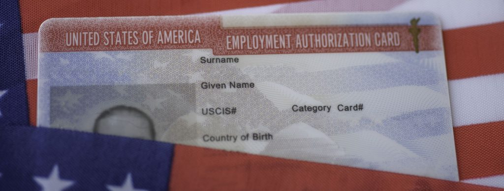 I-765 Form – How to Get a Work Permit and Social Security Number