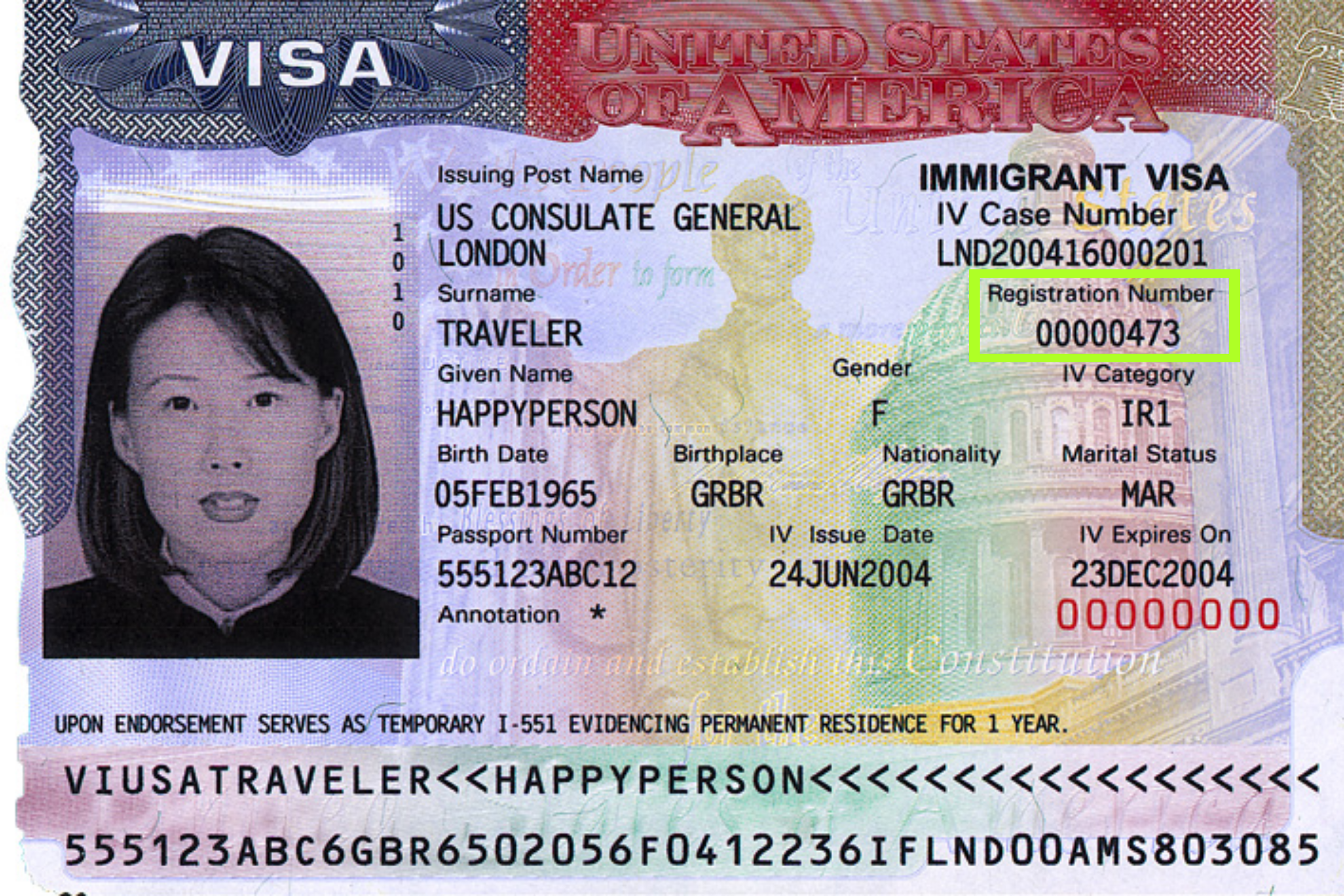 Where Can I Find My Alien Registration Number?