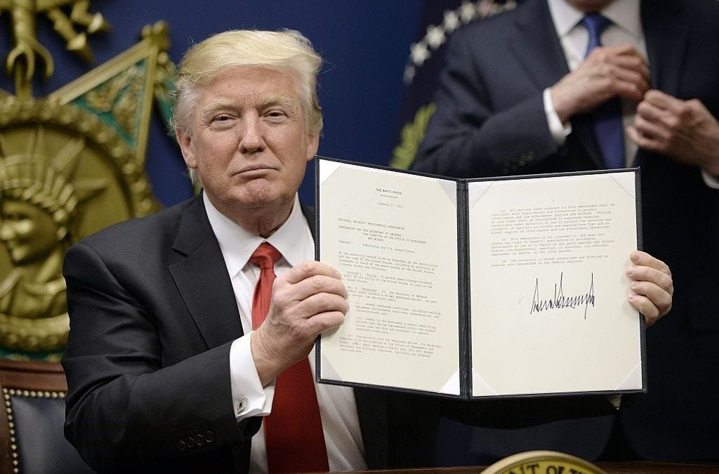 Trump Signs the Executive Order; Do you Fall Under it's Radar? Check out all the Details Related to this Temporary Immigration Ban